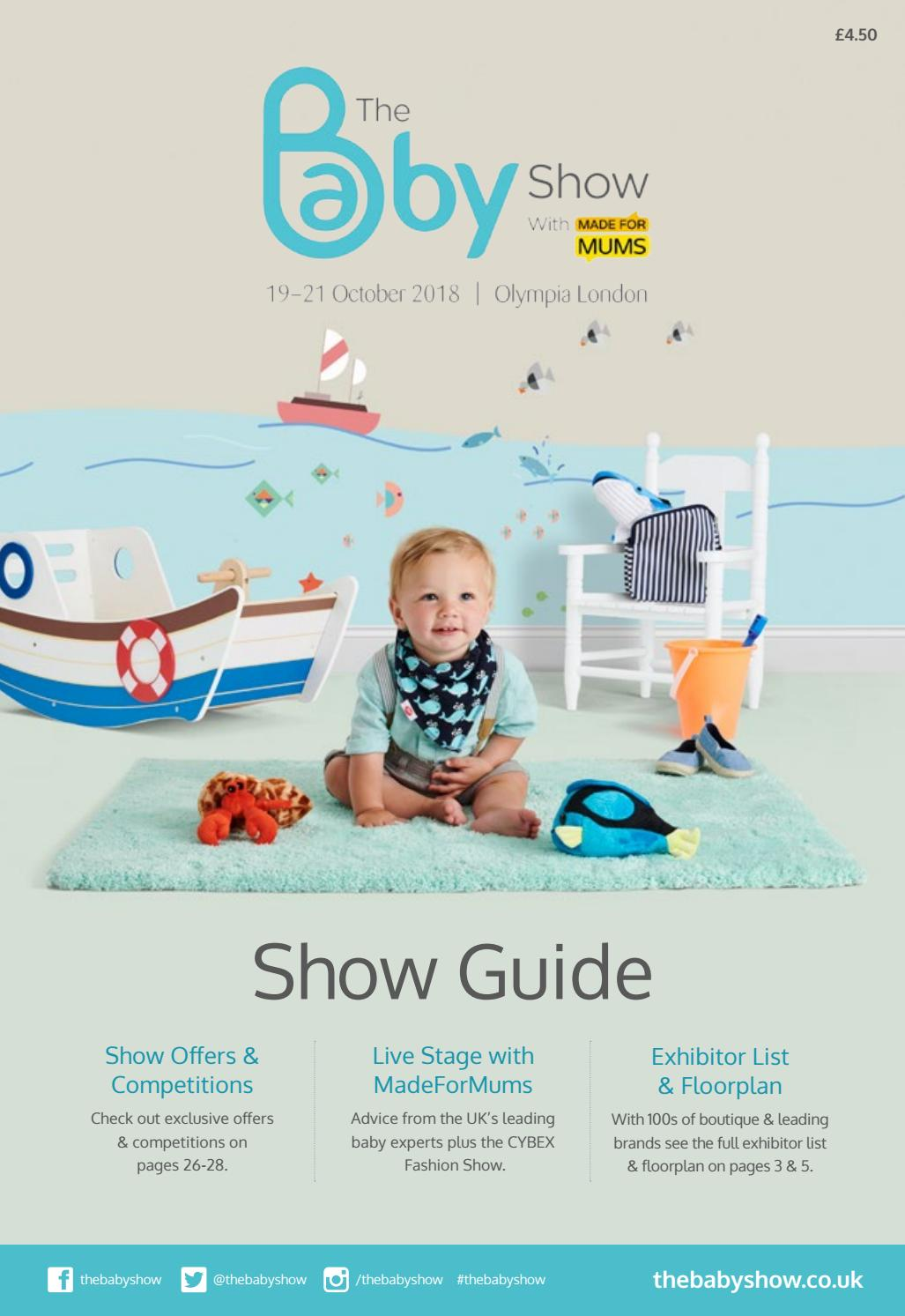 Lidl Baby Steriliser The Baby Show Preview Guide Olympia 2018 By Project Baby