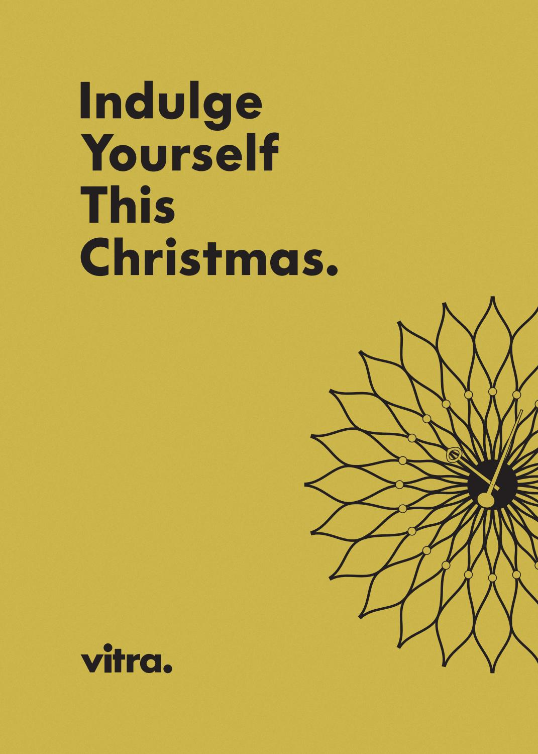Vitra Chair Poster Vitra Christmas By Vivendo Group Issuu