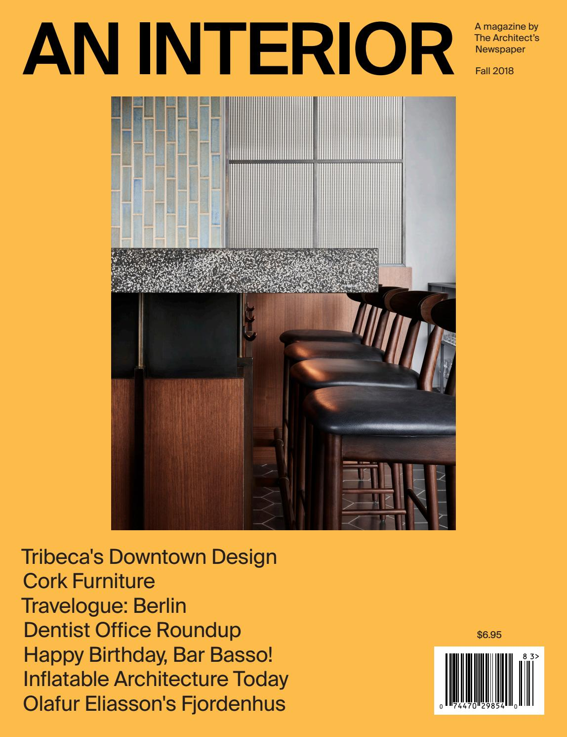 Küchen In U Form Bilder An Interior 11 By The Architect S Newspaper Issuu