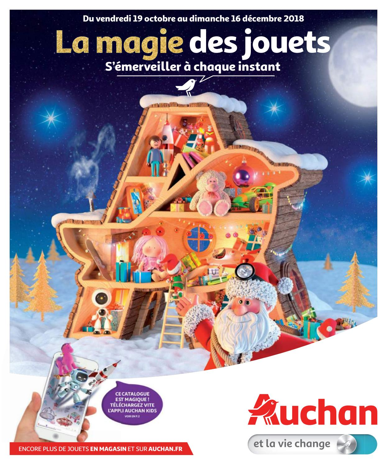 Magasin Jouet Le Mans Catalogue Jouets Noël 2018 Auchan By Yvernault Issuu