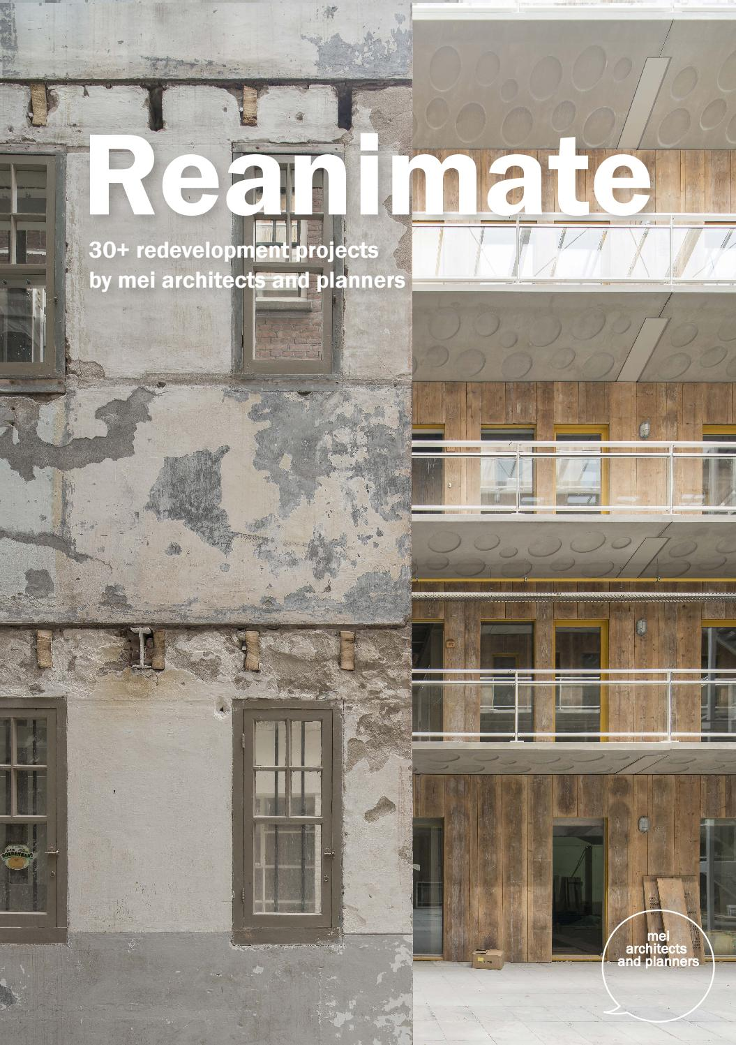 Tuinkas Pro Serre 3 Reanimate 30 Redevelopment Projects