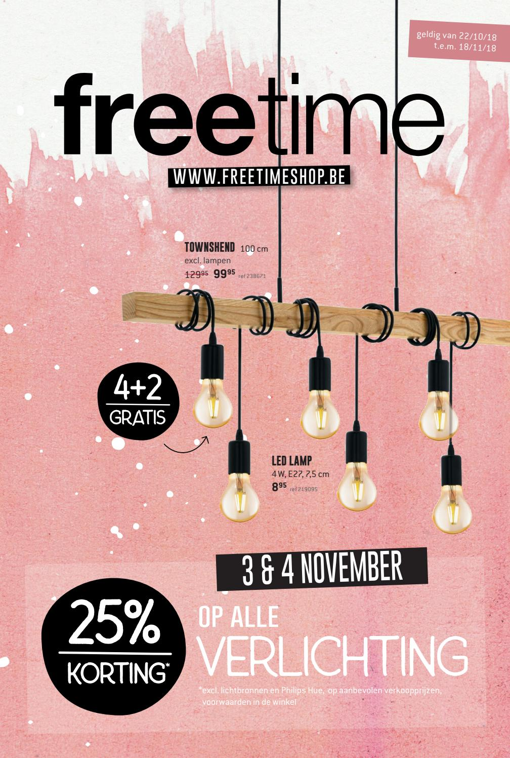 In Lite Verlichting Korting Ft11 2018 By Freetime Issuu