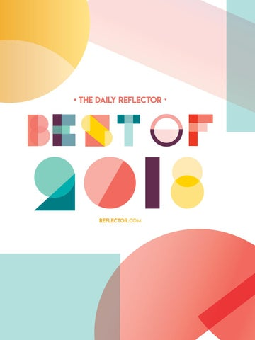The Greenville Daily Reflector Best of 2018 by APG-ENC - issuu