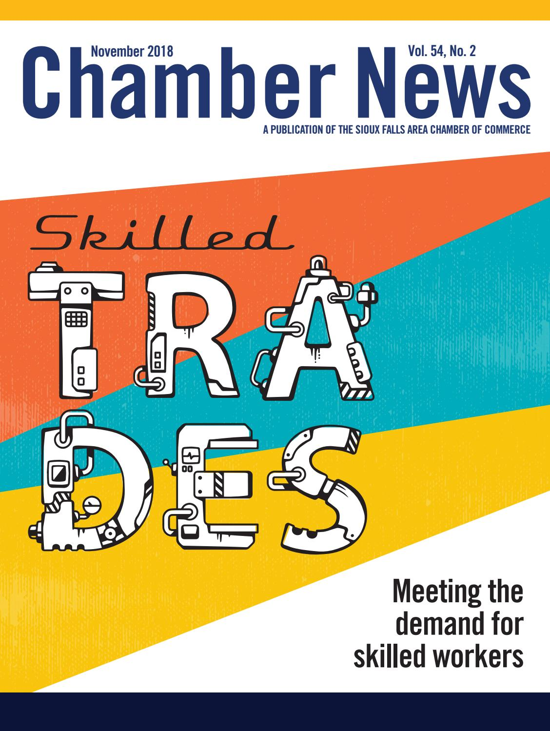 Cash Pool Mannheim November 2018 Chamber News