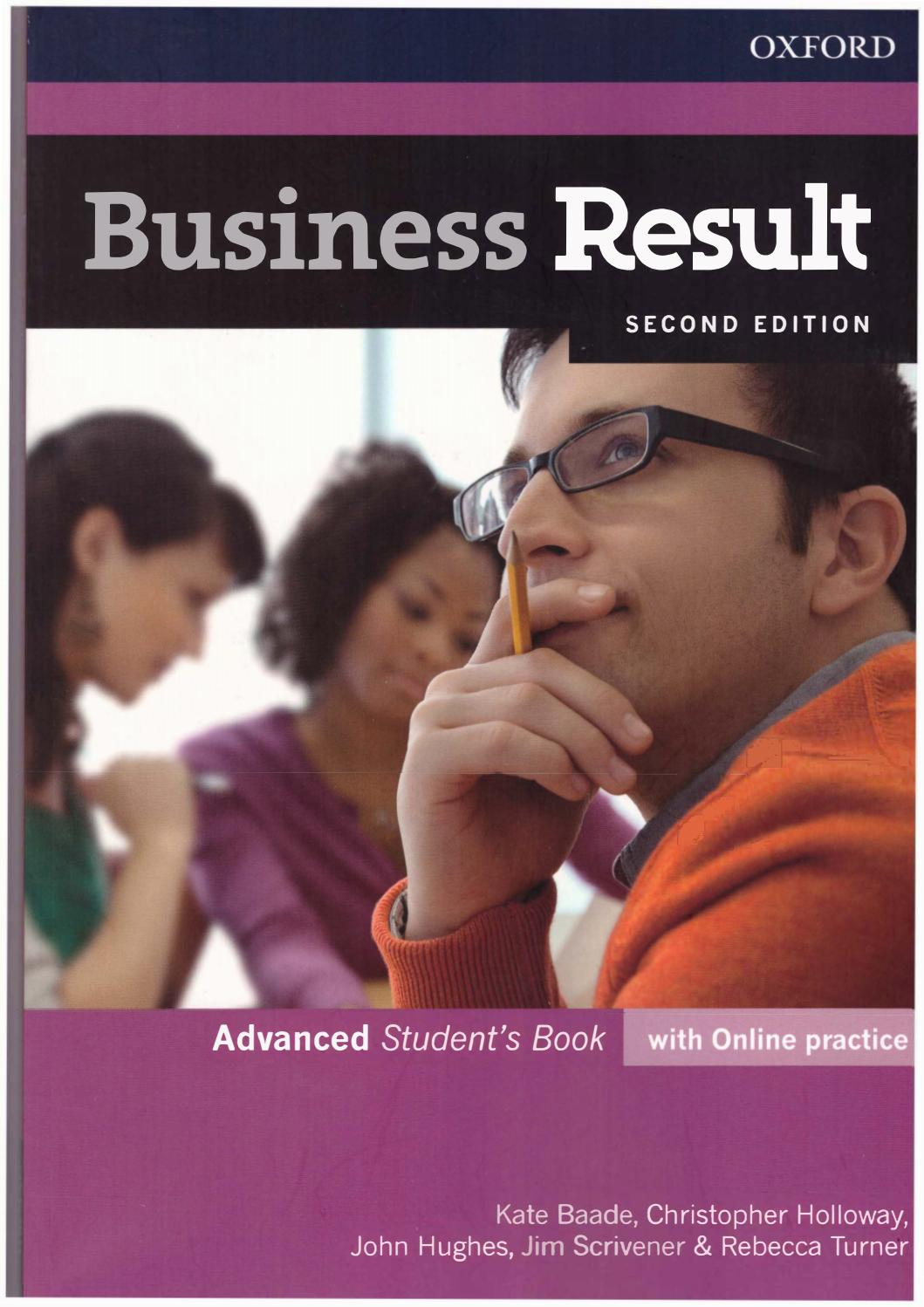 Advanced Solutions For Growing Companies Mmk Systems Business Result Advanced Student S Book