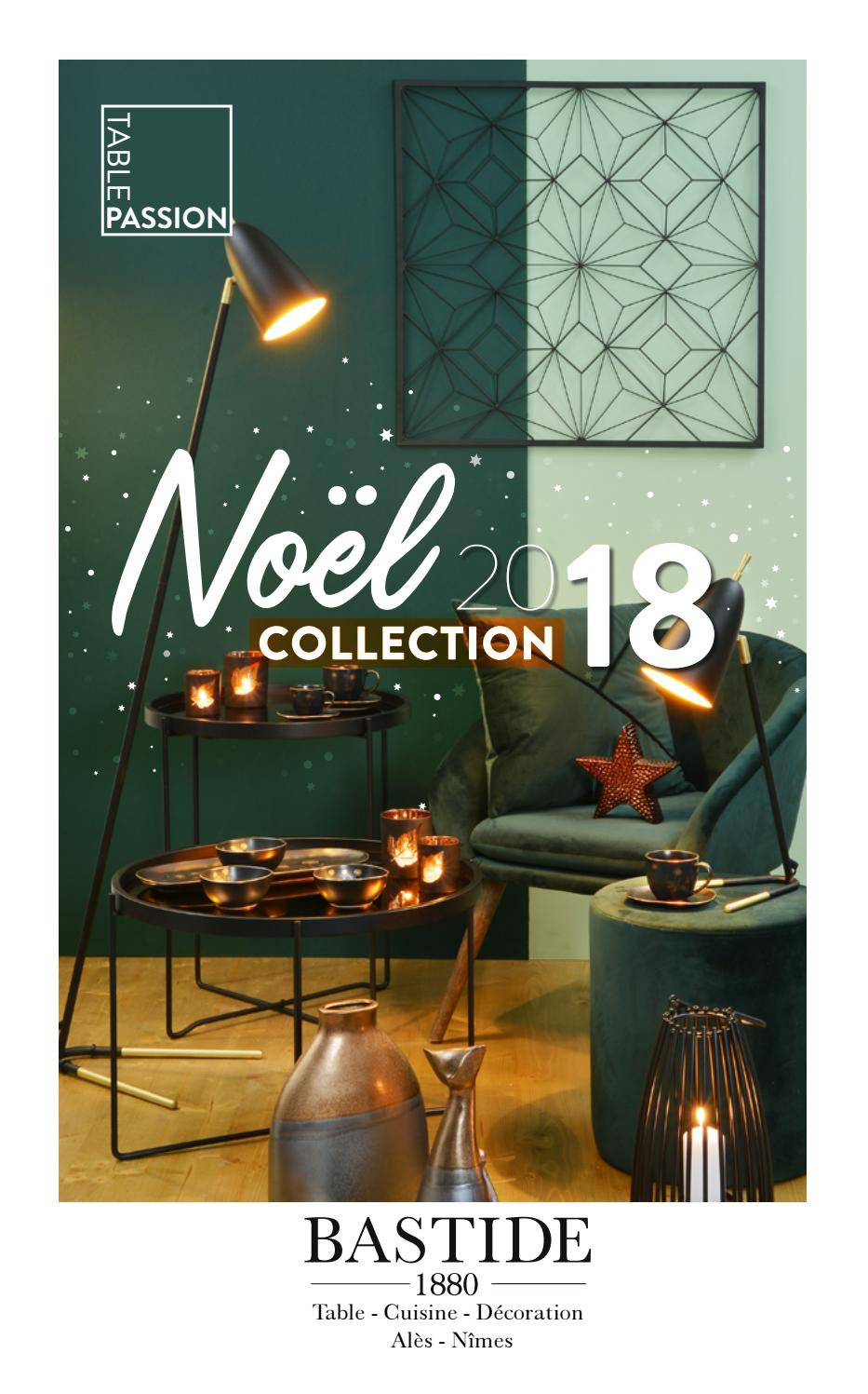 Catalogue Bastide Fauteuils Catalogue Table Passion Noel 2018 By Bastide Diffusion Issuu