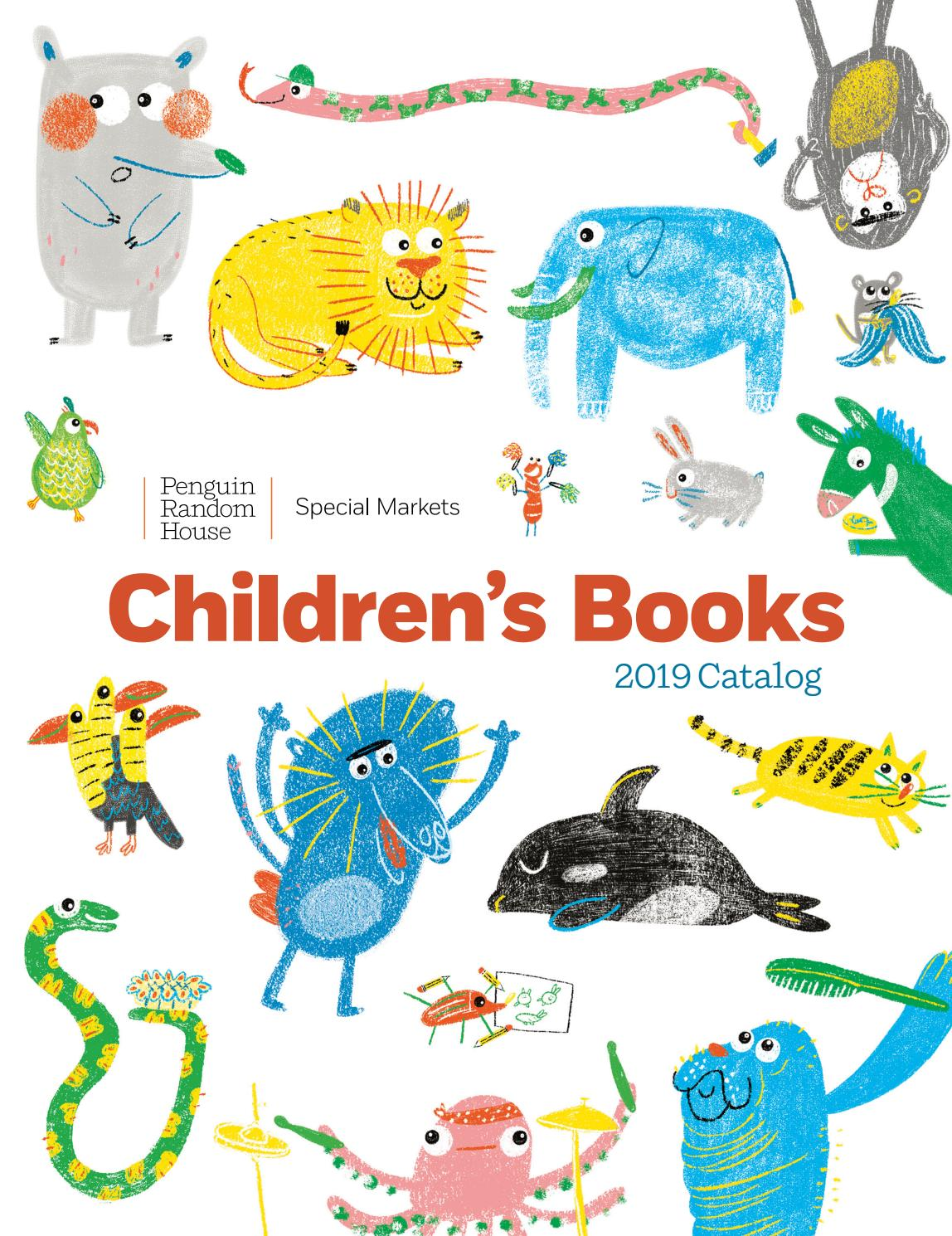 Wicked Libro Penguin Random House Children S 2019 Catalog By Penguin Random