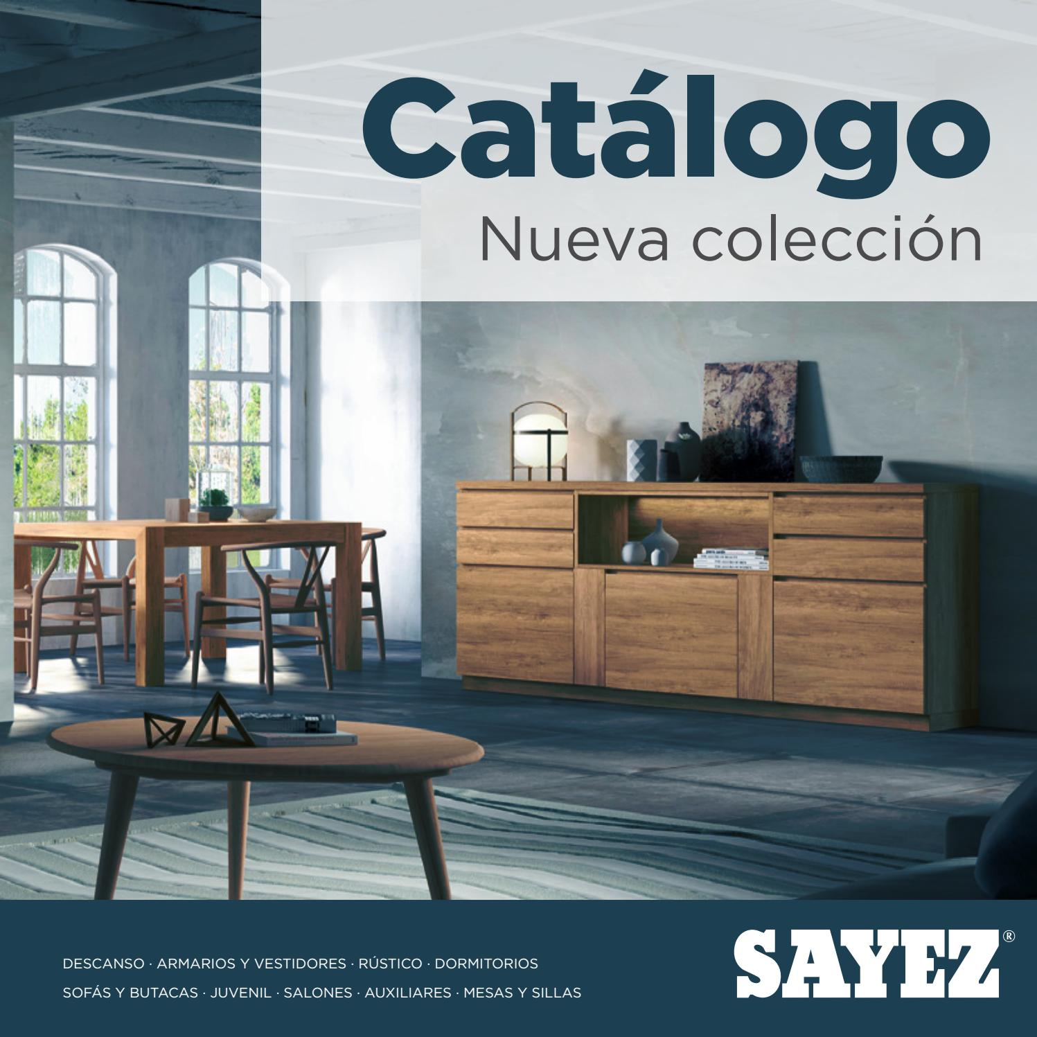 Muebles Sayez Badalona Catalogo Muebles Sayez 2019 By Mobles Sayez Issuu