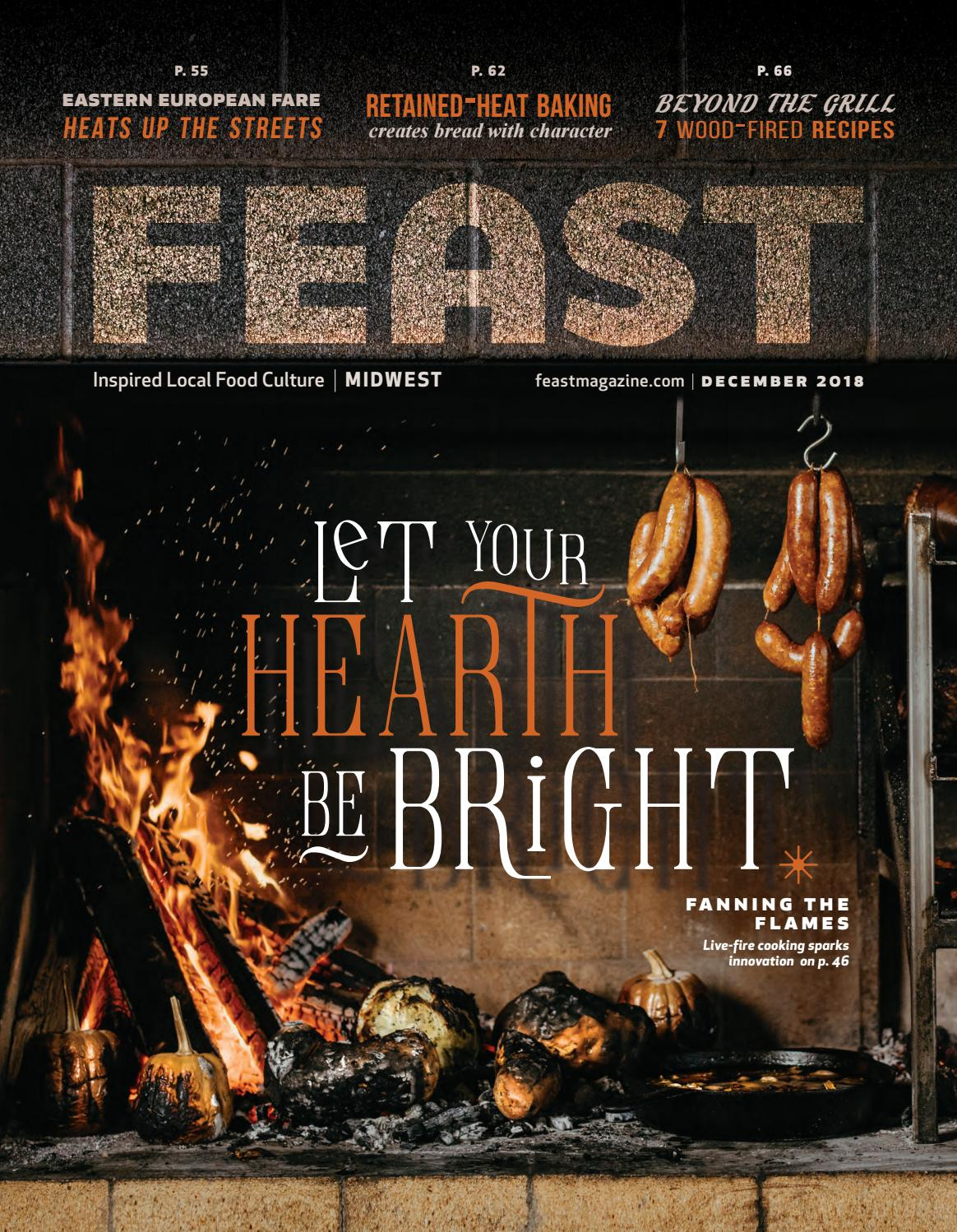 Cuisine Royale Brightness Too High December 2018 Feast Magazine