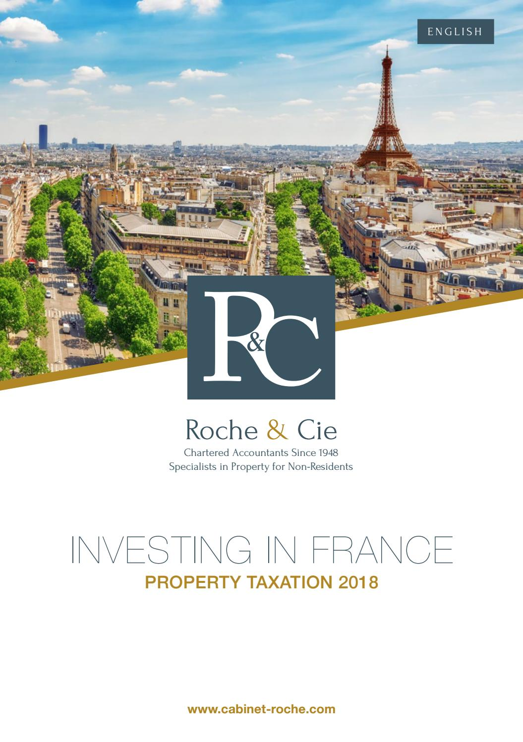Cabinet Medical Persan Guide To Property Taxation In France By Cabinet Roche Issuu
