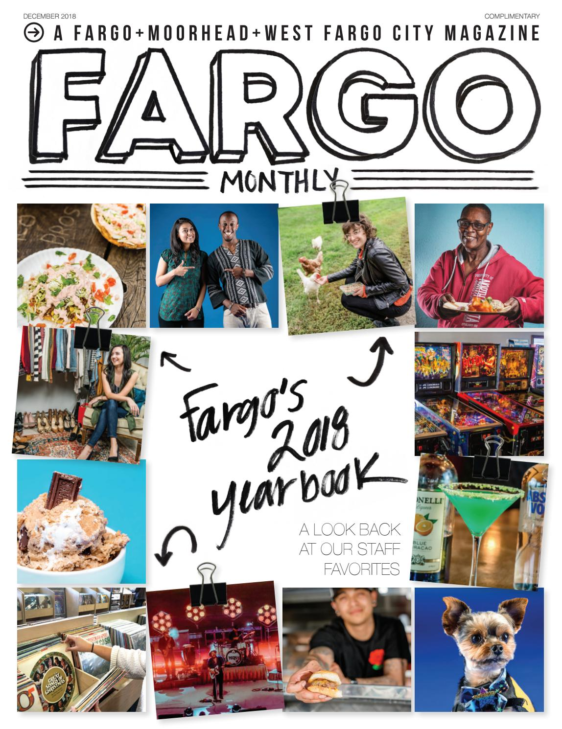 Cash Pool Partner Targo Bank Fargo Monthly December 2018