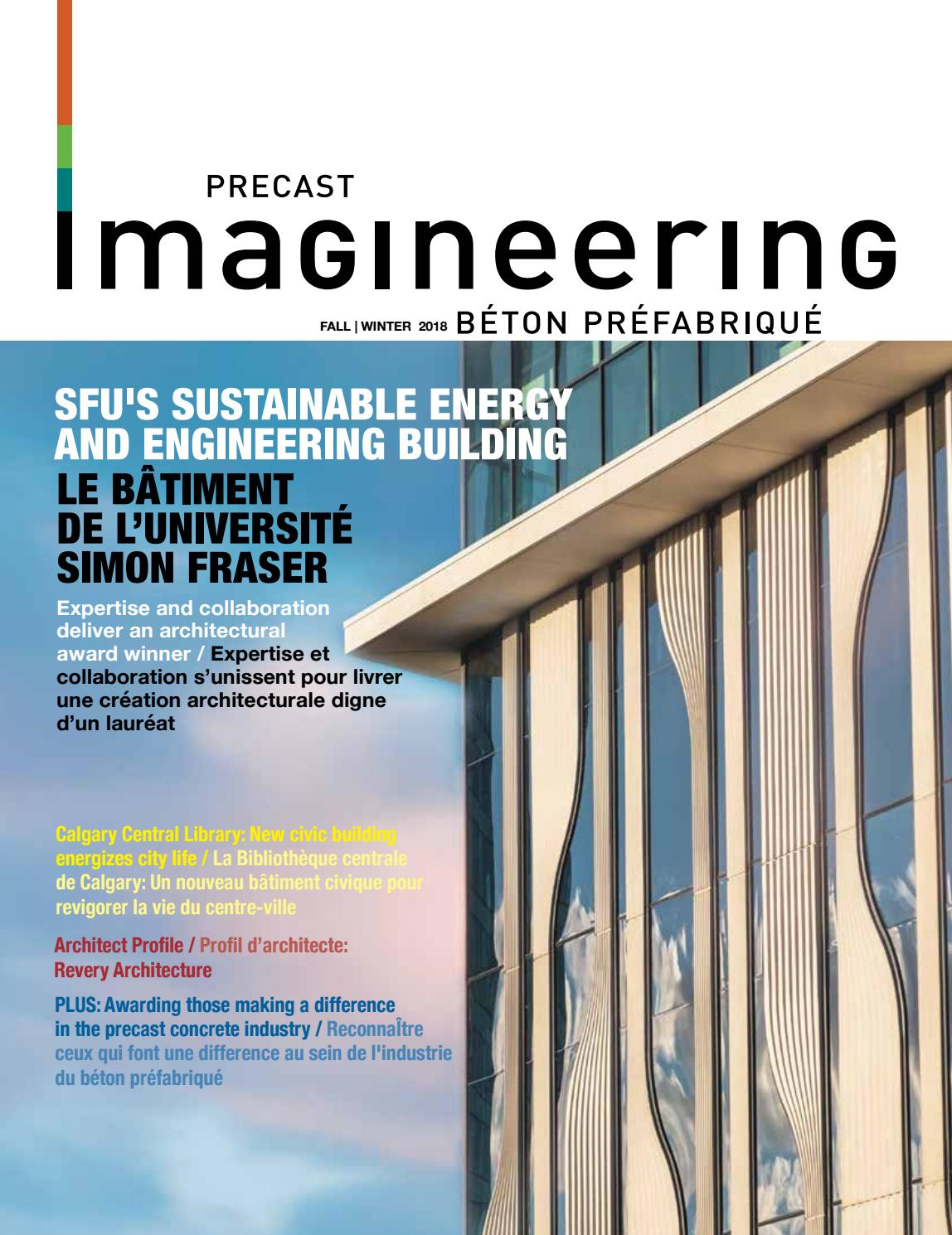 Imagineering Fall 2018 By Sab Magazine Issuu