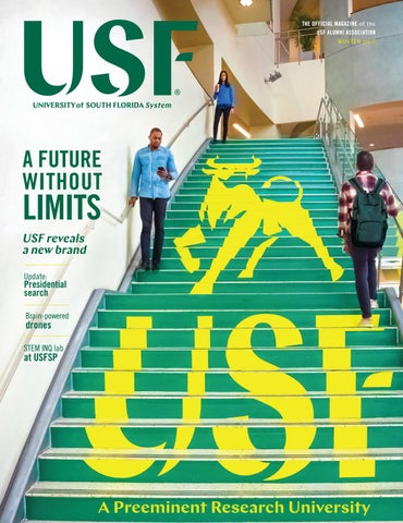 USF Magazine Winter 2018 by USF magazine - issuu