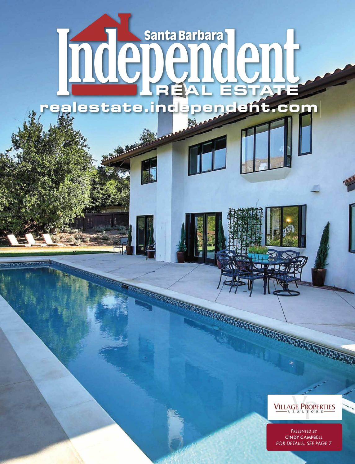 2412 Camino Grande Gautier Santa Barbara Independent Real Estate 12 13 18 By Sb Independent