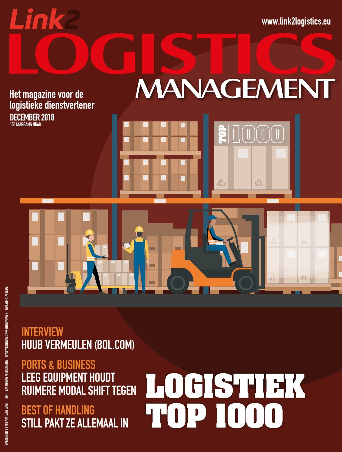 Schuimblusser Gamma Link2logistics Management 48 By Transport Media Issuu