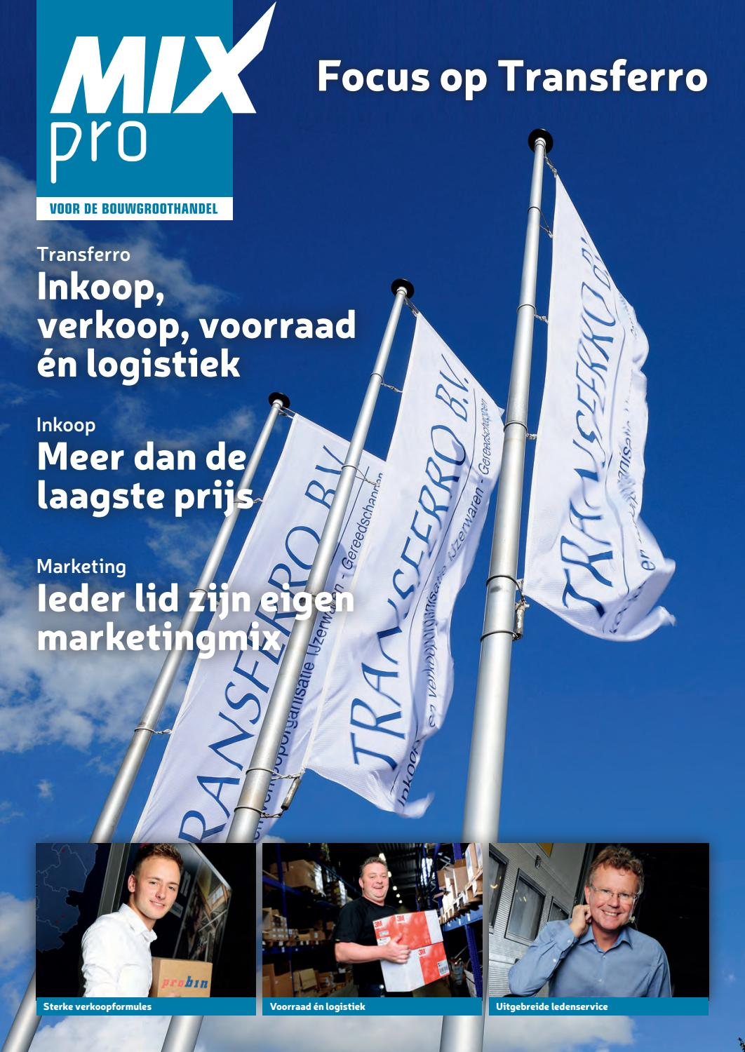 Karwei Dompelpomp Focus Op Transferro By Probin Issuu