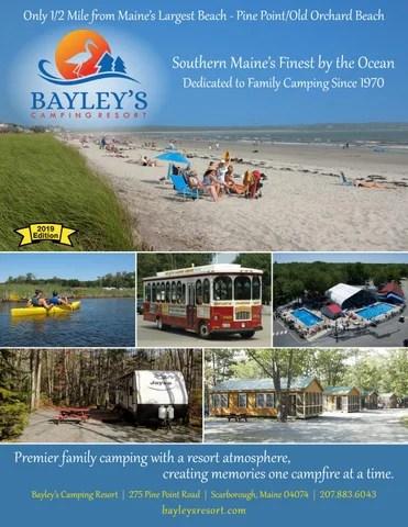 2019 Bayley\u0027s Camping Resort Brochure by Gaelan Bayley - issuu