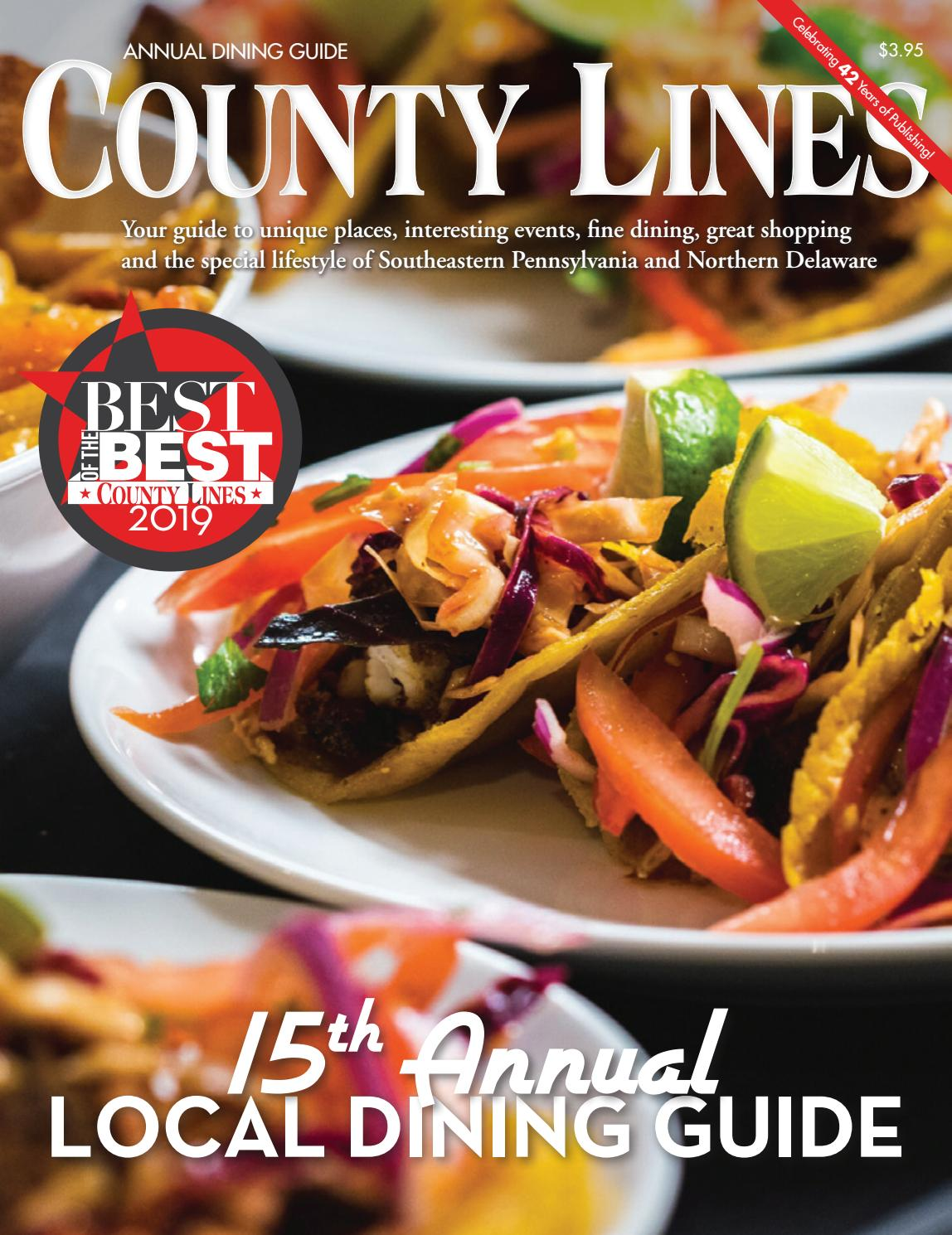 Cuisine Royale Brightness County Lines Magazine Jan 19 By County Lines Magazine Issuu