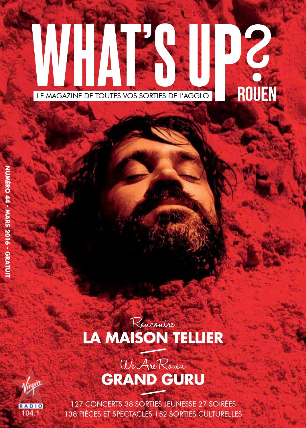Programme Les Méridiennes Rouen What S Up Rouen 44 By Juliencrespy Issuu