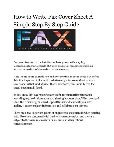 Amex fax cover sheet phx 12 08 by wsskfhs - issuu