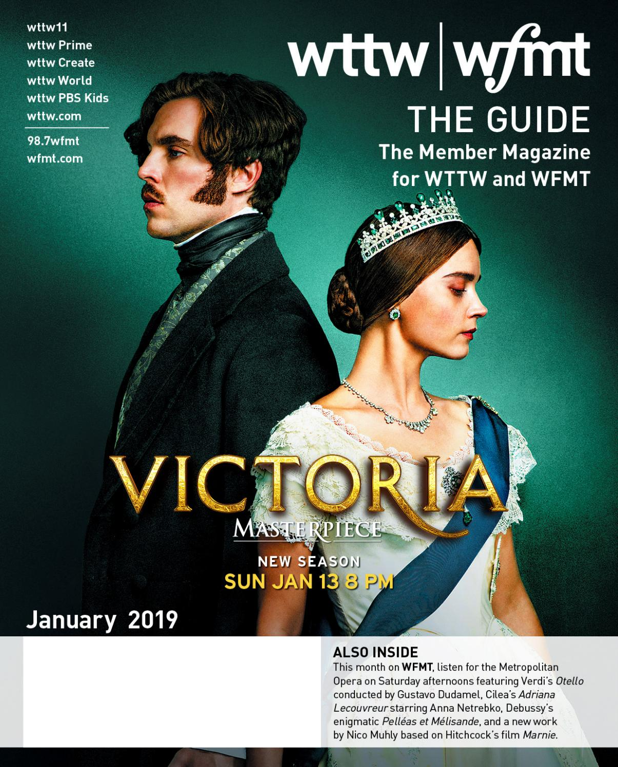Arte Replay Wolf Hall The Guide January 2019