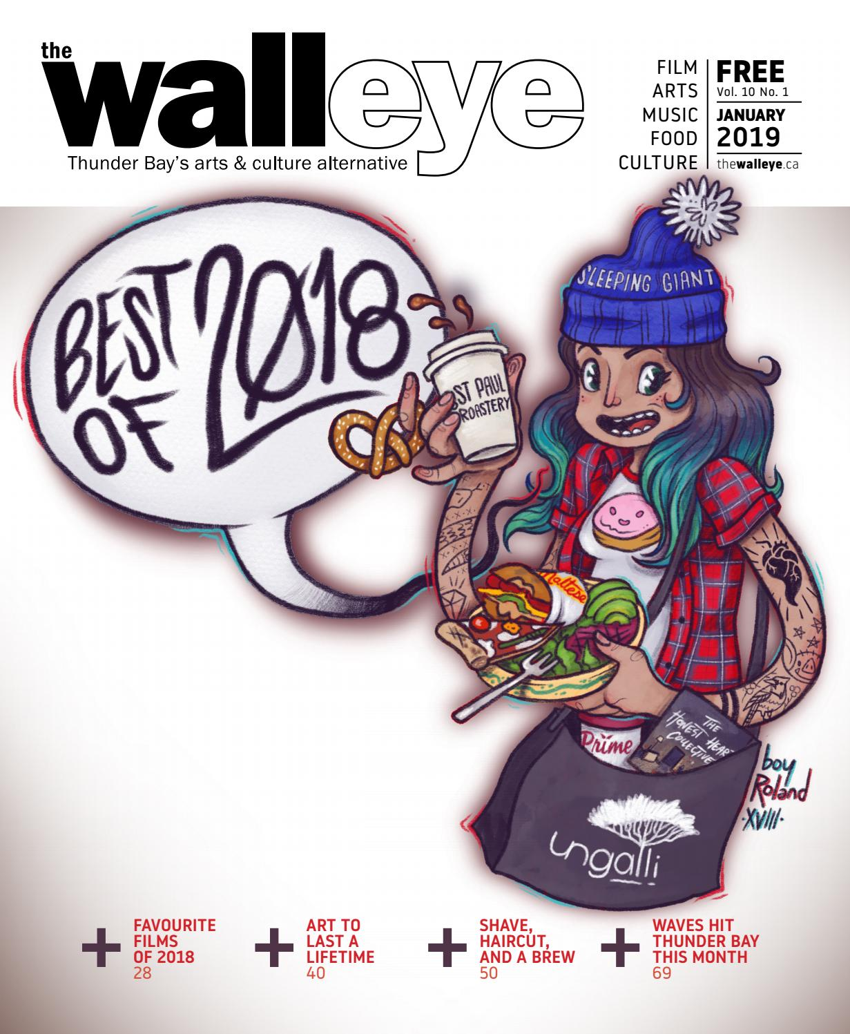 January 2019 By The Walleye Magazine Issuu