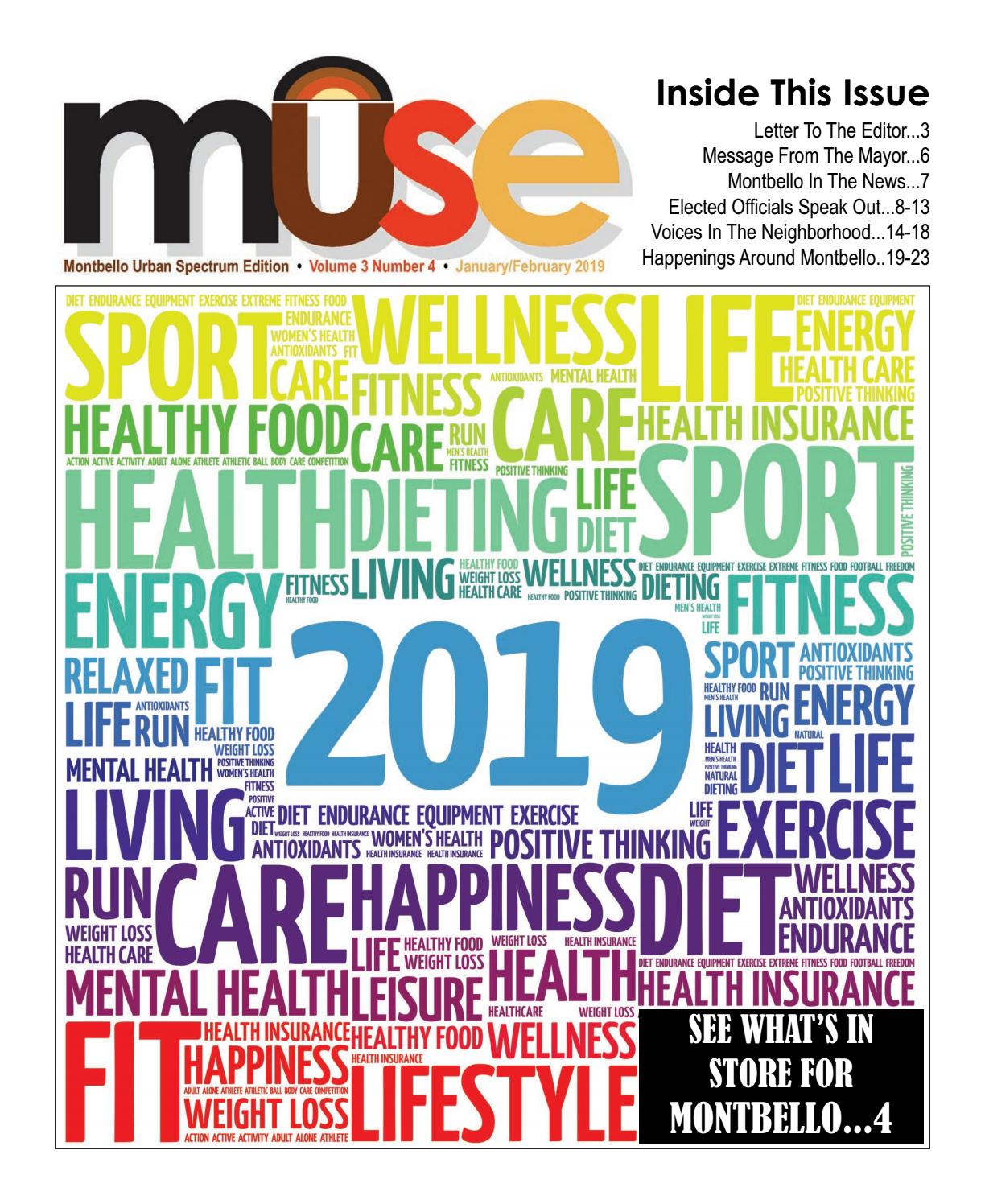 Arte Nuevo Meaning Muse January February 2019 By Denver Urban Spectrum Issuu