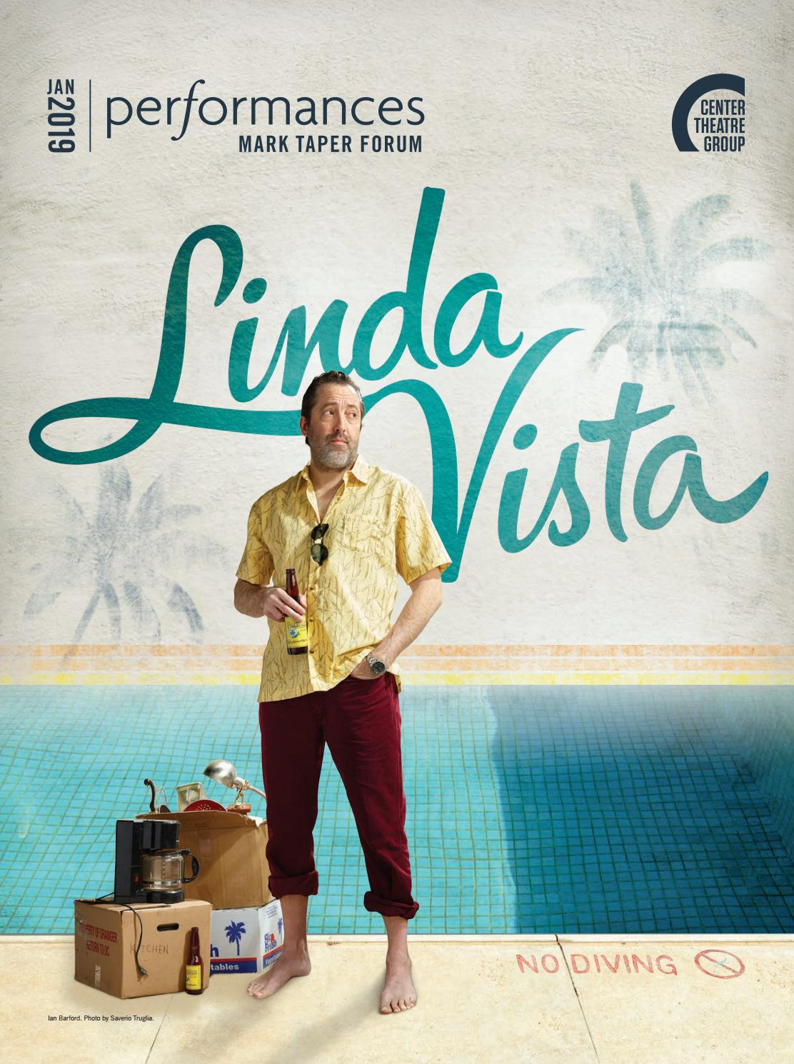 Pool Im Garten Forum Linda Vista At Center Theatre Group January 2019 By Center