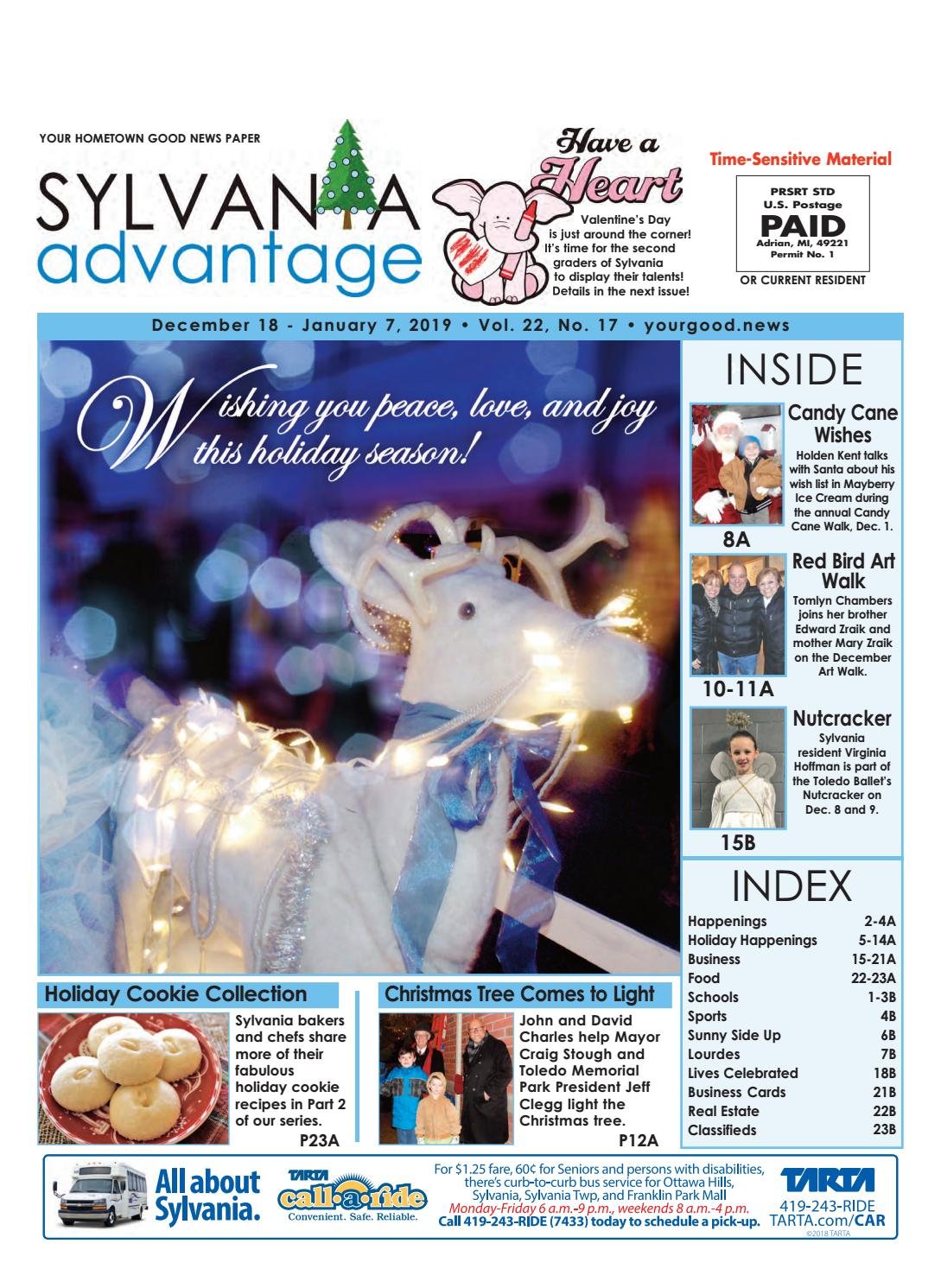 Sylvania Advantage Mid Dec 2018 By Sylvaniaadvantage Issuu