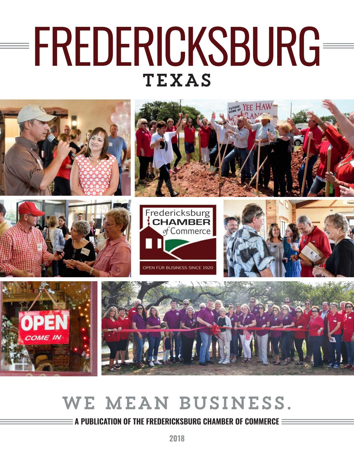 Celina Küchen Finn Fredericksburg Texas Chamber Of Commerce Guide By