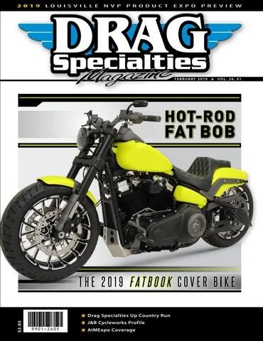 Drag Specialties Magazine - February 2019 by Drag Specialties