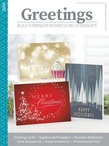 2019 Season\u0027s  Business Greetings by Carlson Craft - issuu