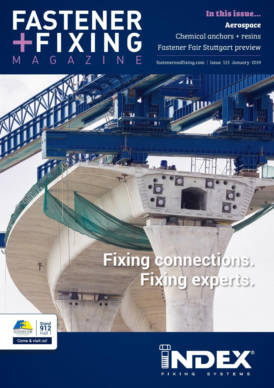 Advanced Solutions For Growing Companies Mmk Systems Fastener Fixing Magazine 115