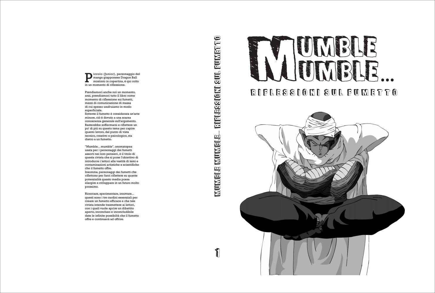 Arte Giapponese E Manga Mumble Mumble Reflections On Comics By Davide Issuu