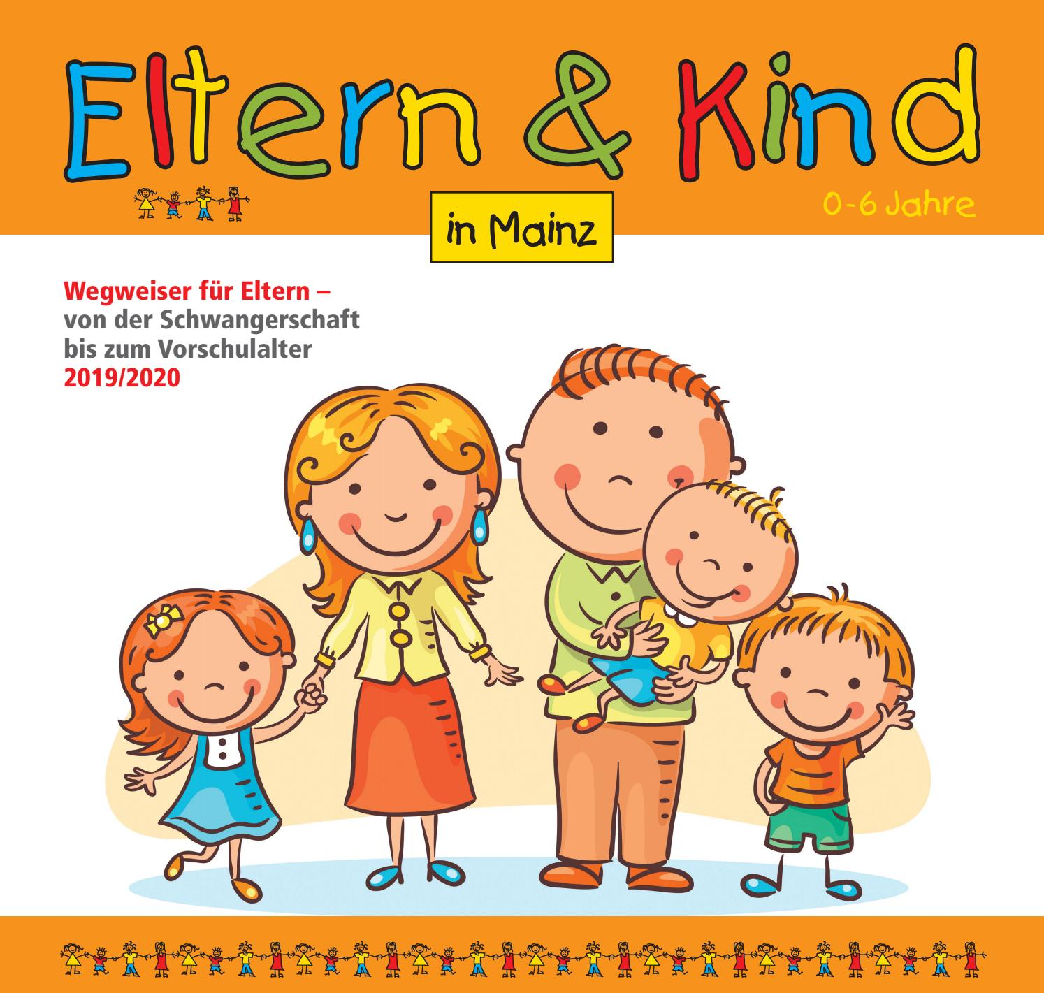 Eltern Kind In Mainz 2019 By Der Plan Ohg Issuu