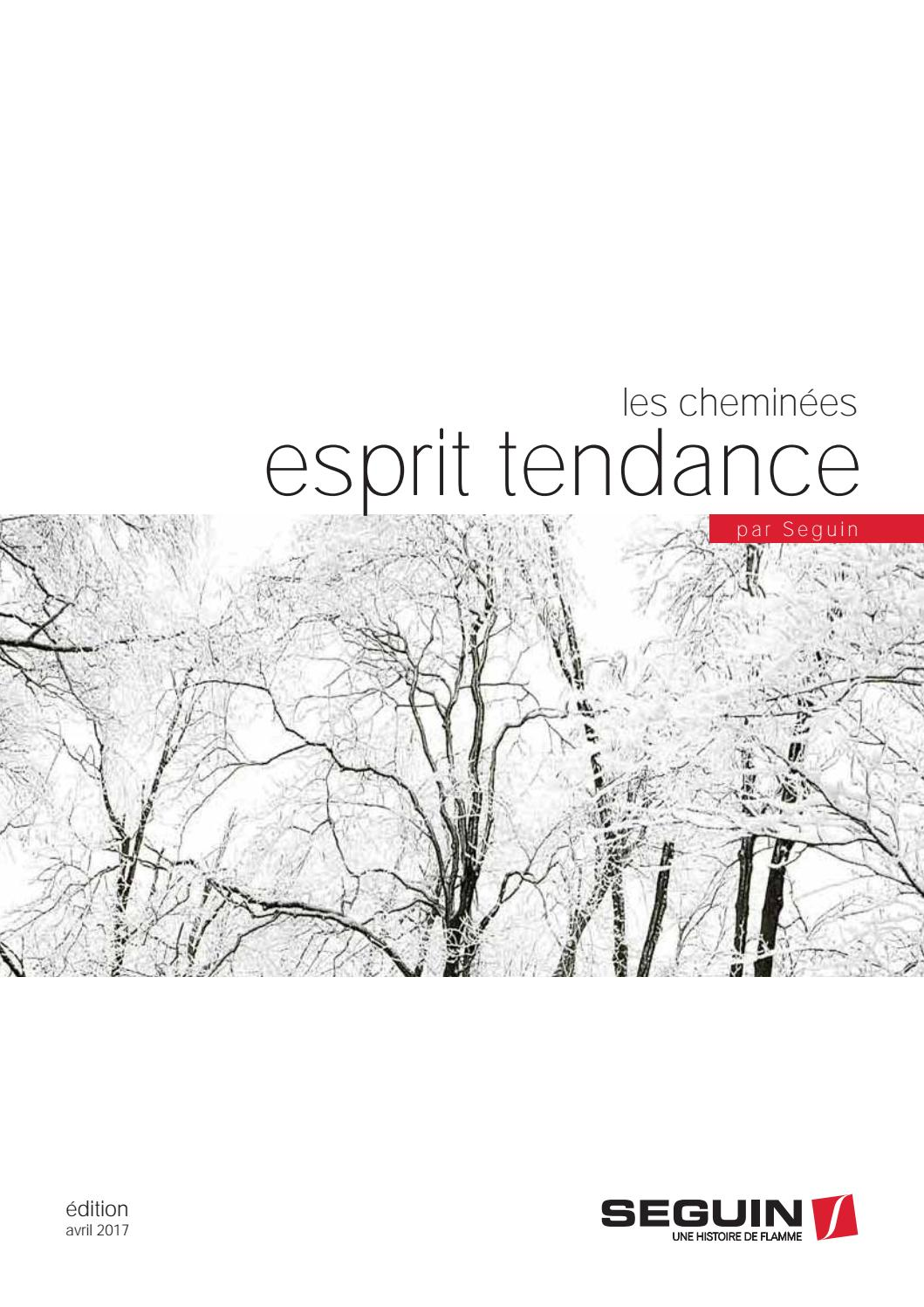 Mgc Cheminees Les Cheminées Tendances By Sitti Issuu