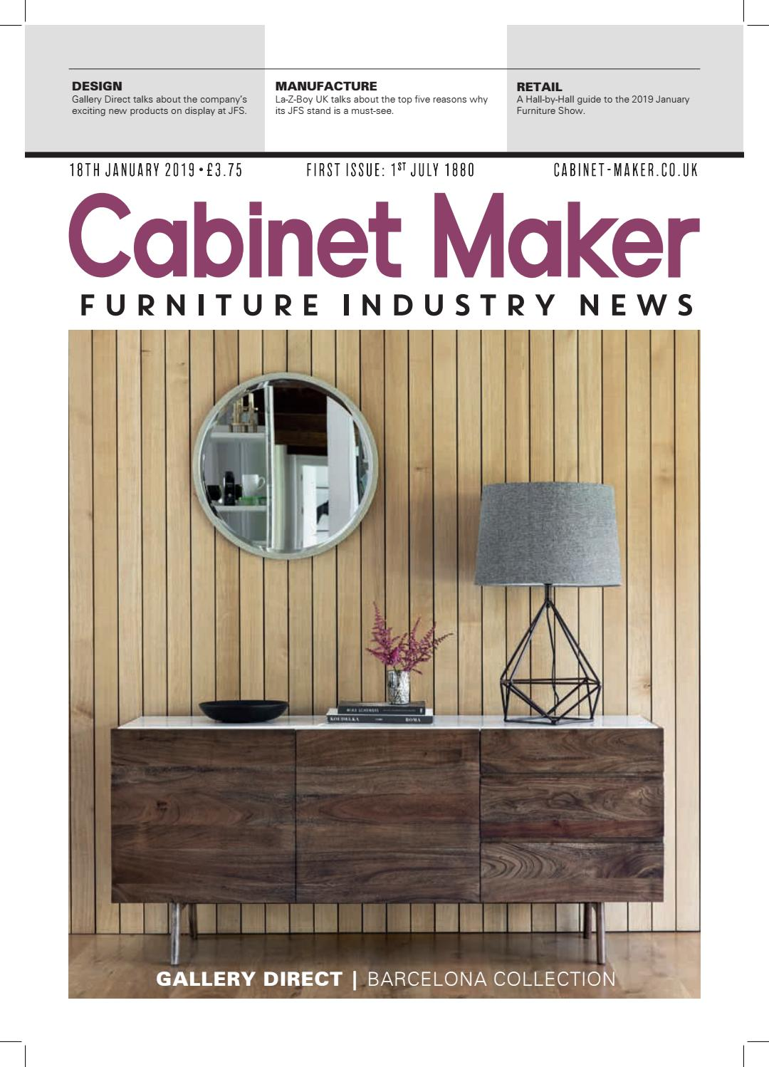 Meubles Rauch France Cabinet Maker 18th January 2019