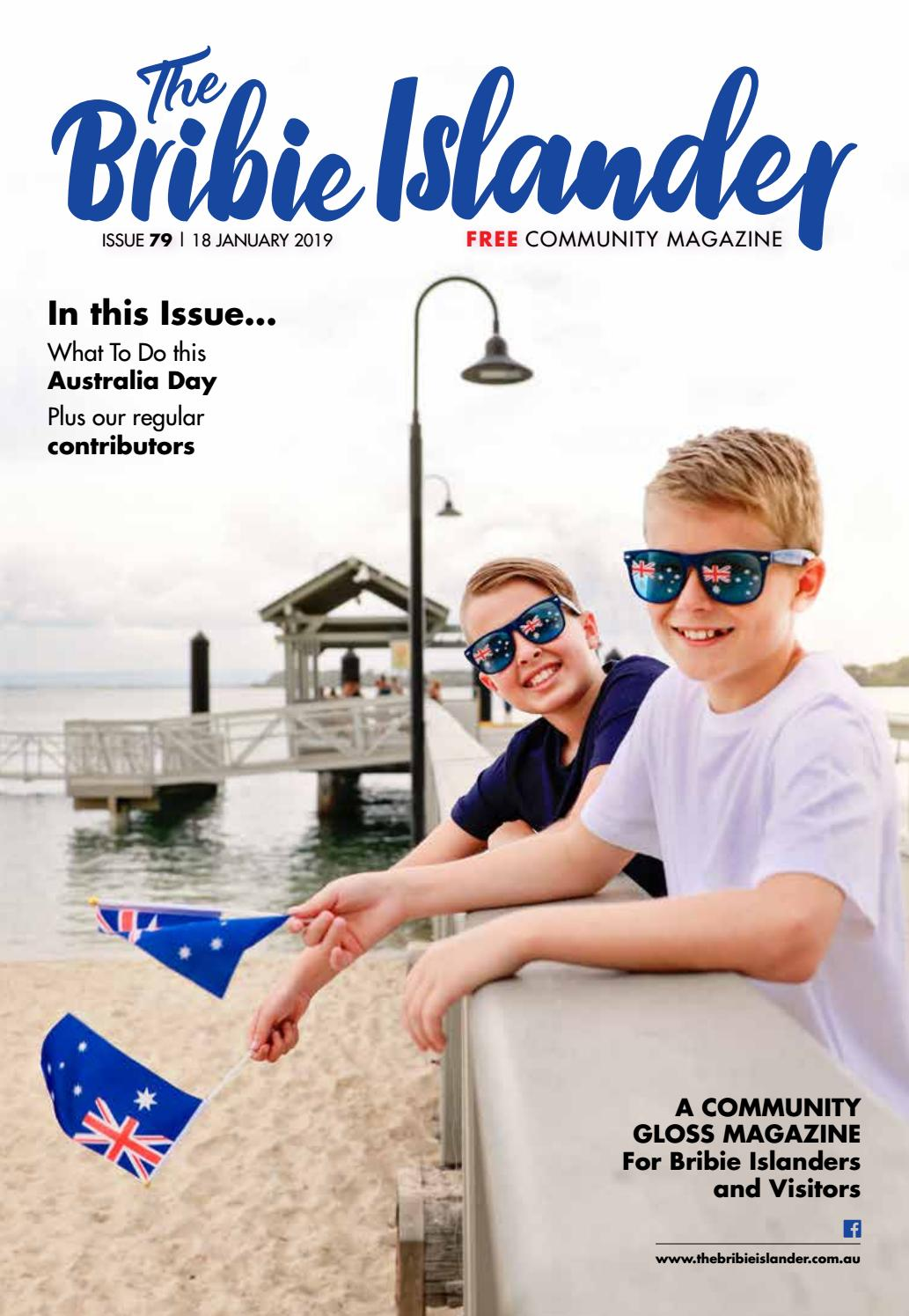 Aquaneo Wc Gloss Magazine Bribie Islander 2nd Edition Jan 18 2019 Issue 79