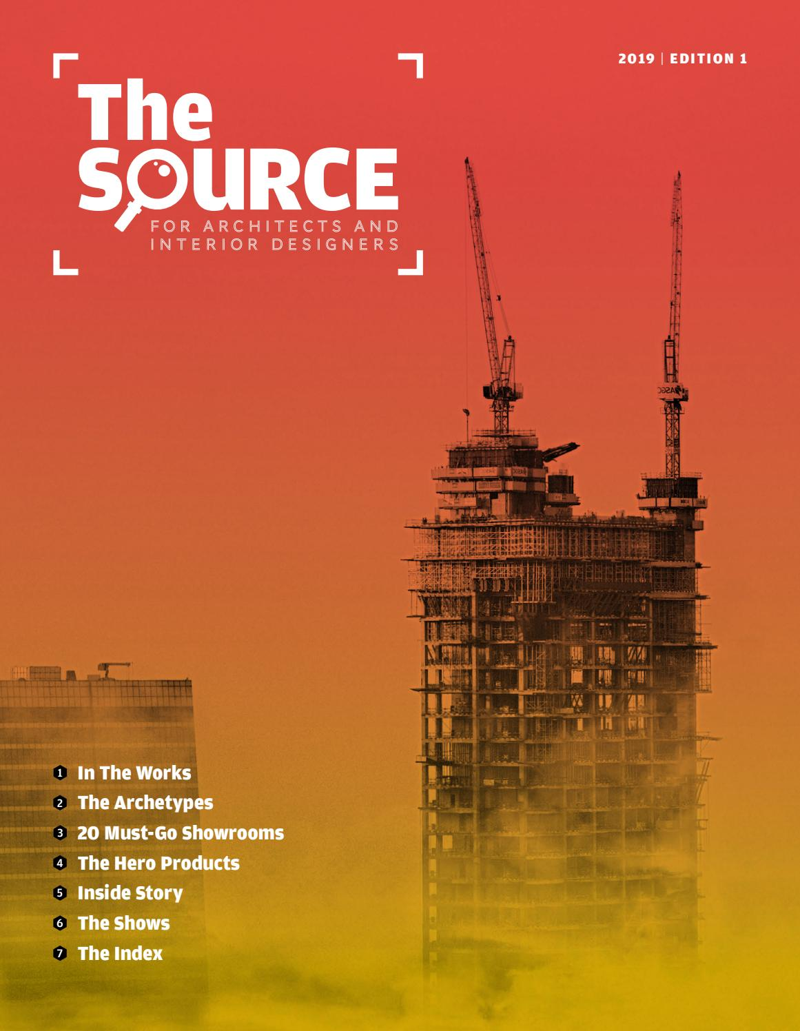 The Source 2019 Edition 1 By Visiononehk Issuu