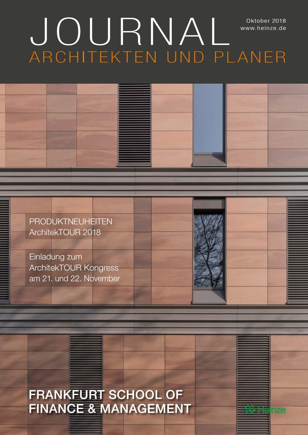 Architekt Lohne Journal Architekten Und Planer Oktober 2018