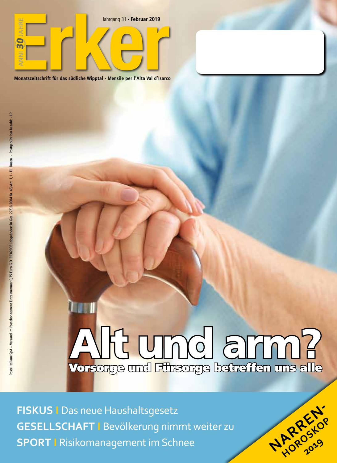 Erker 02 2019 By Der Erker Issuu