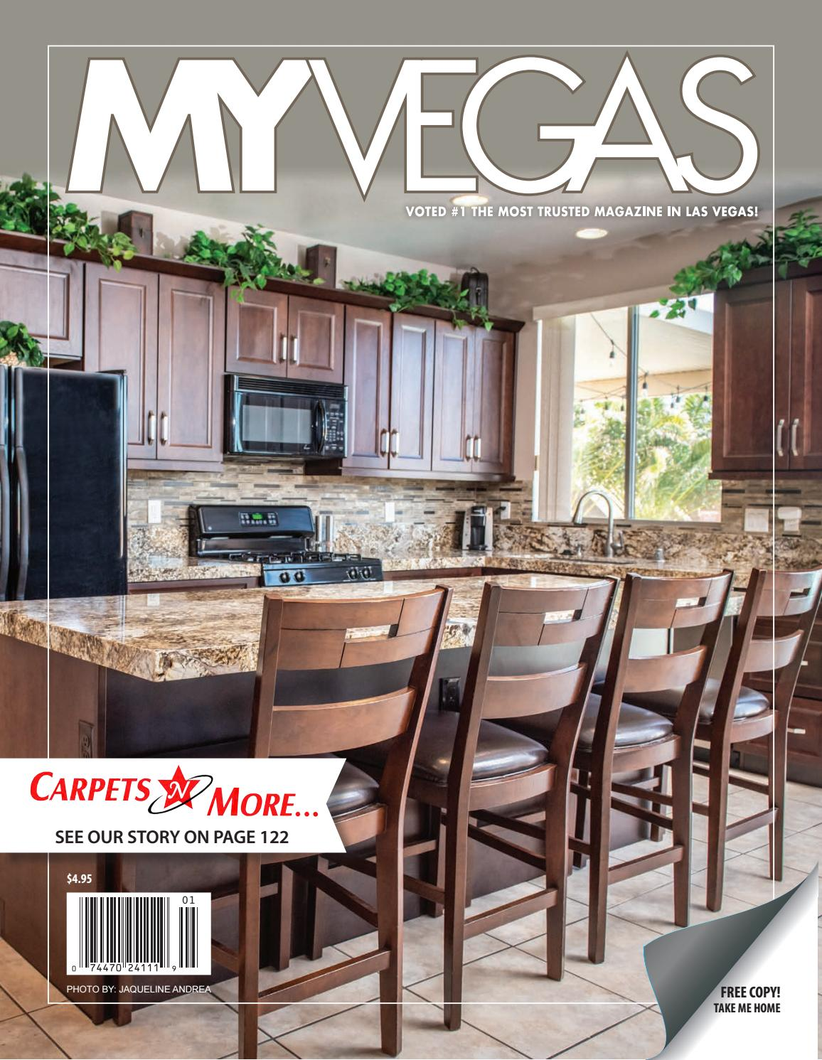 Cucina Amorosa Warehouse Import Winter 2018 2019 Carpets N More By Myvegas Mag Issuu
