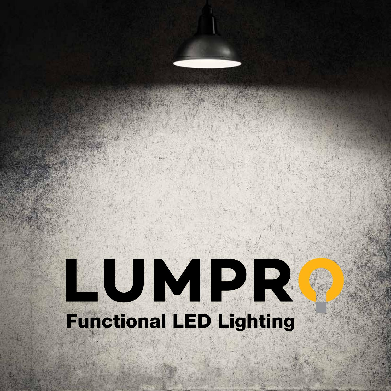 Norme Eclairage Exterieur Erp Lumpro Led Lighting Catalogue By Project Zero Issuu