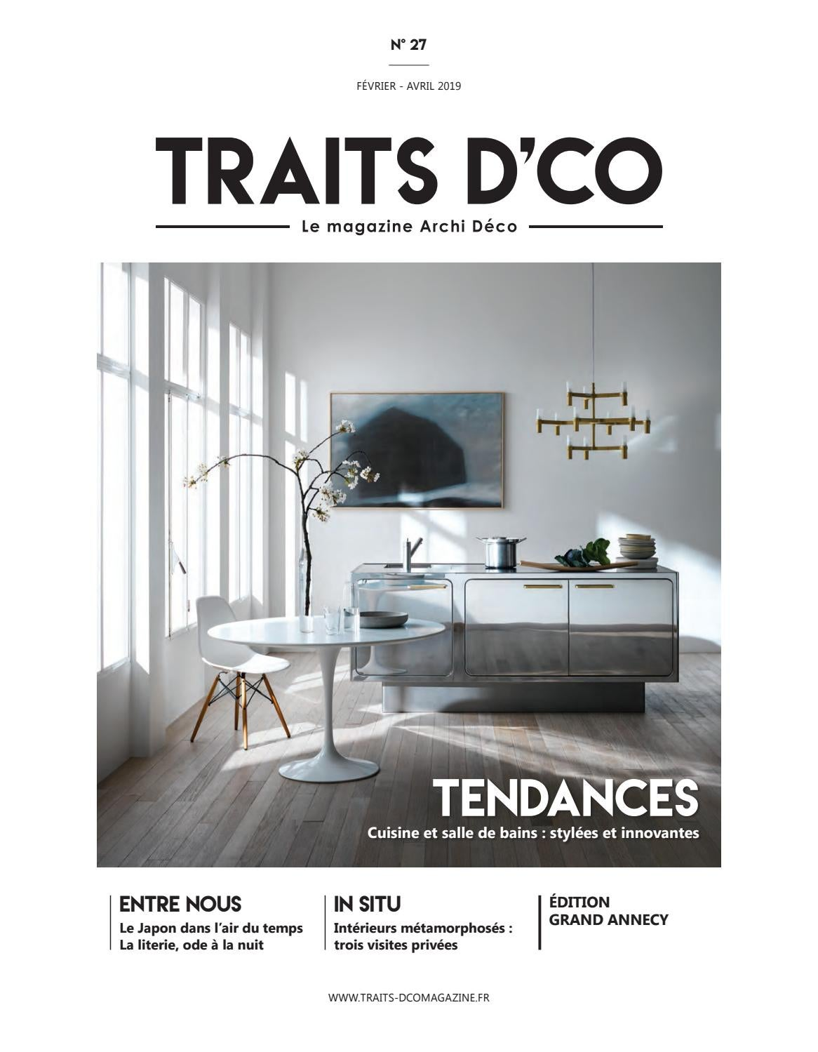 Montecolino Top Deco Traits Dco Magazine Grand Annecy N27