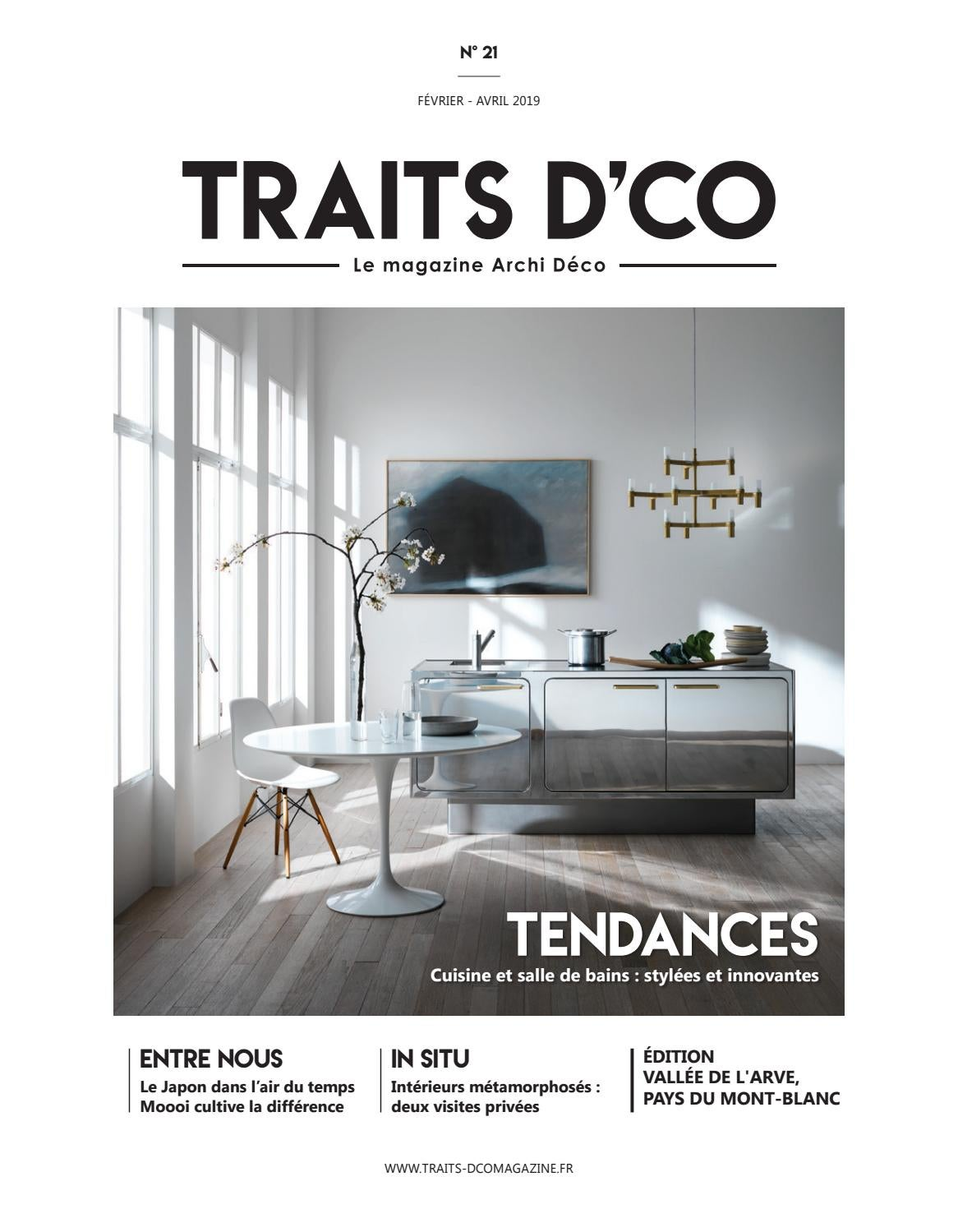 Traits Dco Magazine Vallée De L Arve Pays Du Mont Blanc N21 By Traits D Co Issuu