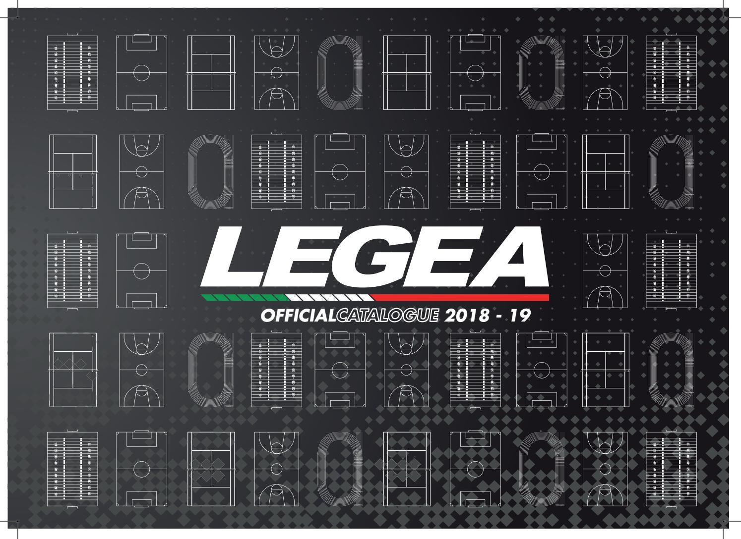 Paspartoe Hema Catalogo Legea 2018 By Teamwear Shop Issuu