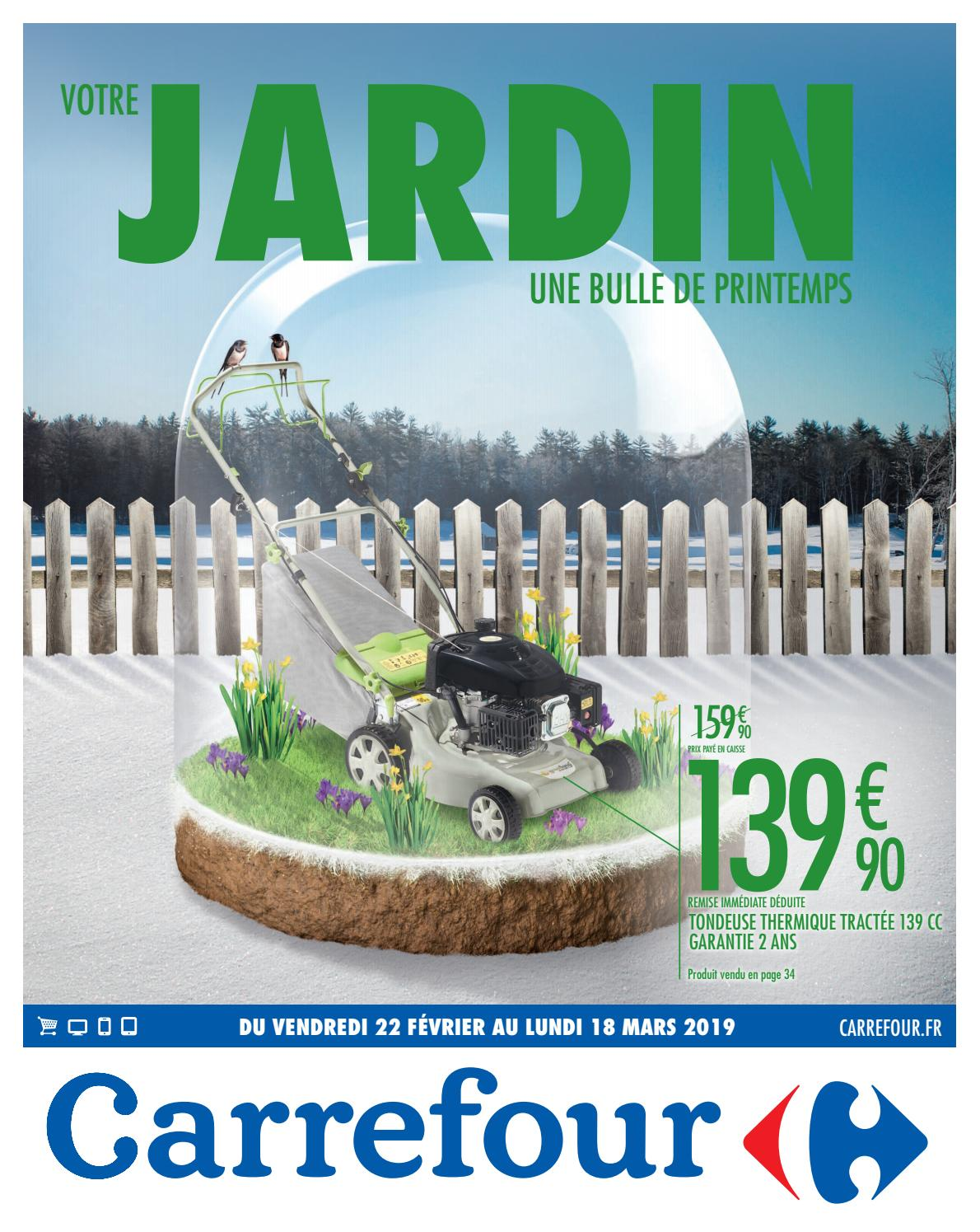 Jardin Carrefour By Ofertas Supermercados Issuu