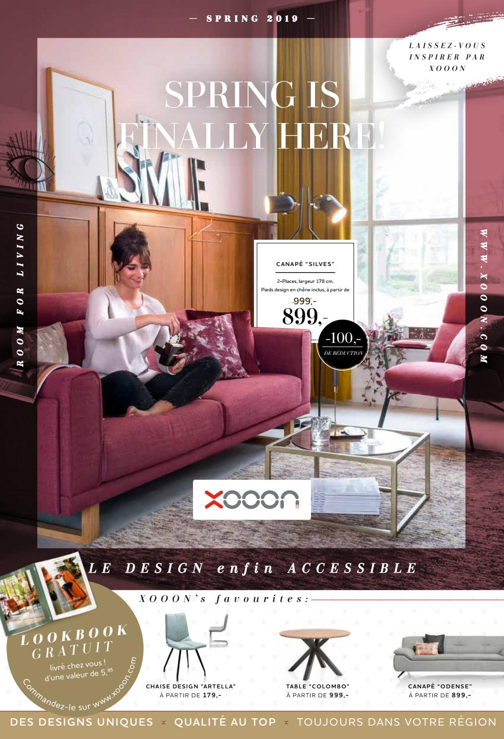 Meubles Momentum Bruxelles Xooon Mars Avril 2019 By Abitare Living Issuu