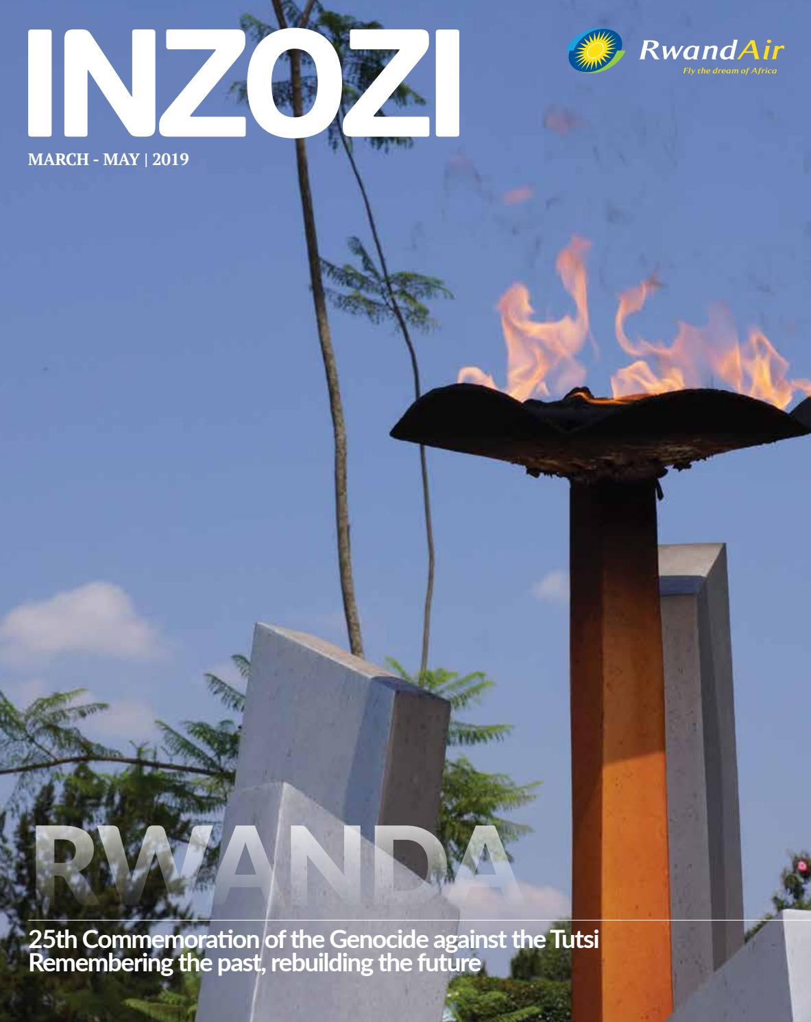 Terrasse Du Port Nike Rwandair Inzozi Magazine March 2019 By Inzozi Magazine Issuu