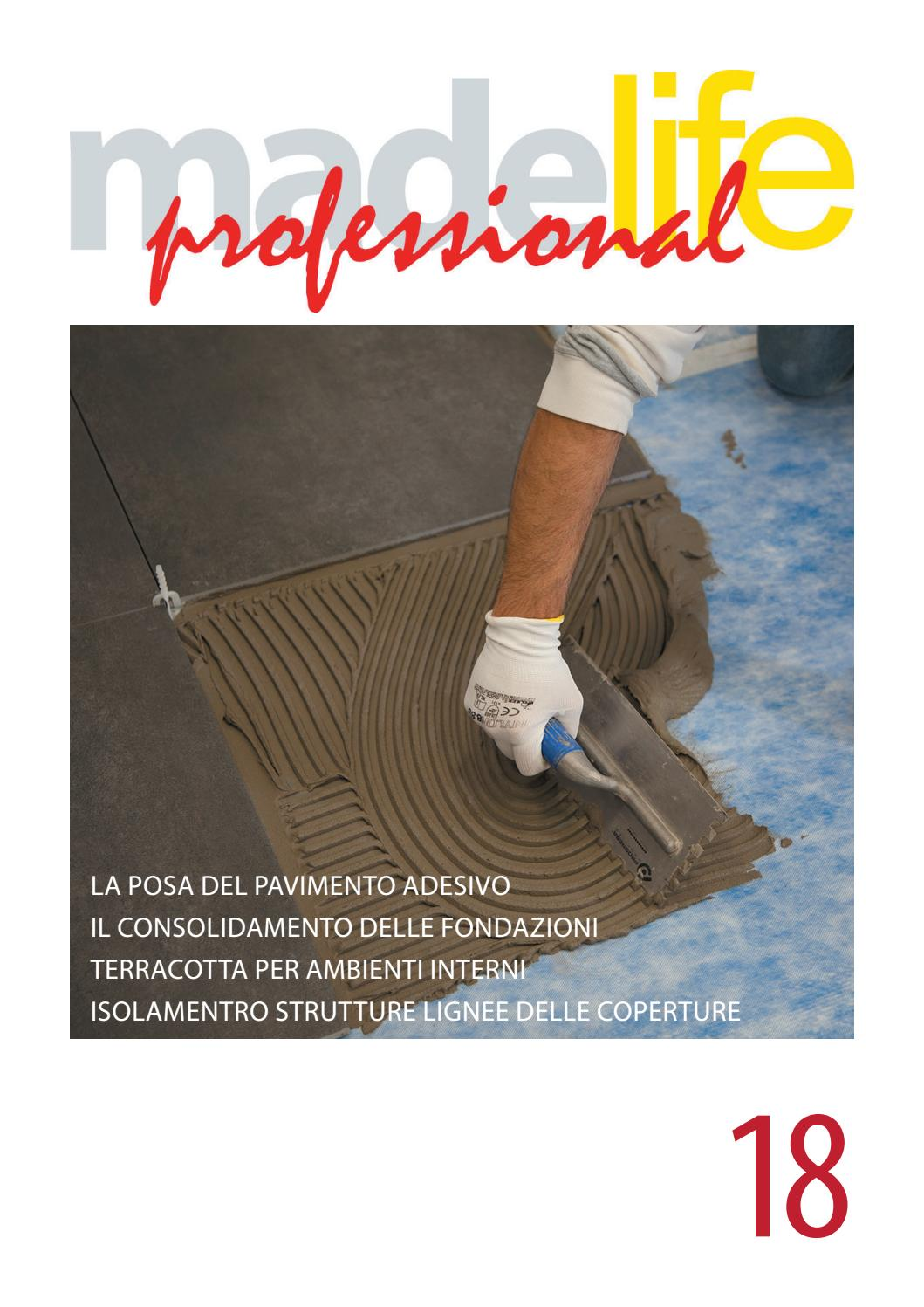 Pittura Dispersione Bianca Made Life Professional 18 By Gruppo Made Issuu